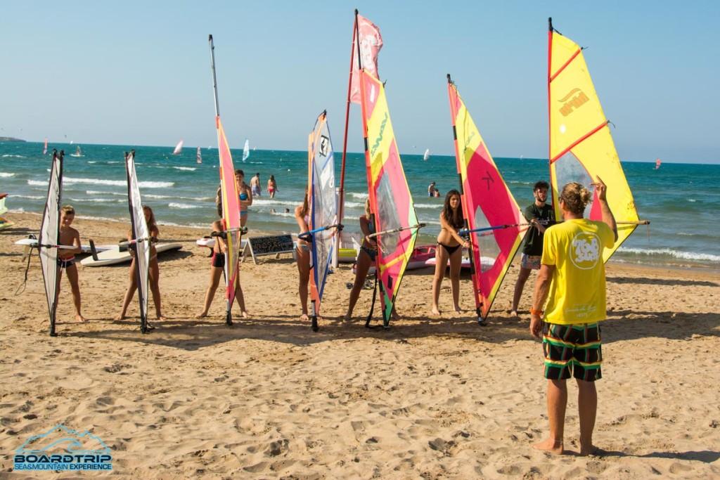 768.surf scuola di windsurf e sport acquatici a vieste
