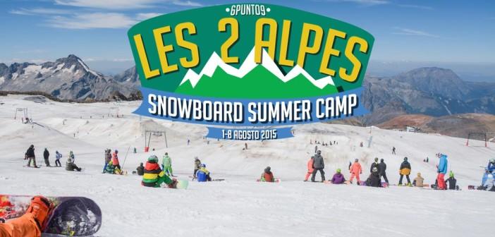 Les 2 Alpes '15 foto Boardtrip
