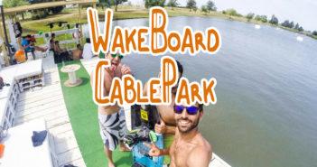 foto Wakeboard Cable Park - Boardtrip
