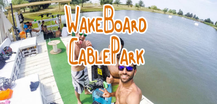 foto Wakeboard Cable Park - Boardtrip