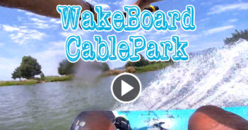 Video Wakeboard Cable Park boardtrip