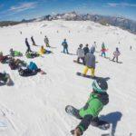Les deux Alpes 2017 boardtrip snowboard camp Les 2 Alpes
