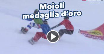 Michela Moioli snowboard video vittoria mondiale Montafon boardtrip