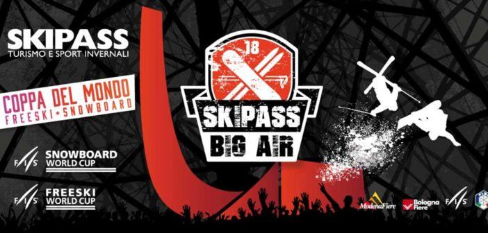 Big Air: Coppa del Mondo di Sci e Snowboard al Modena Skipass