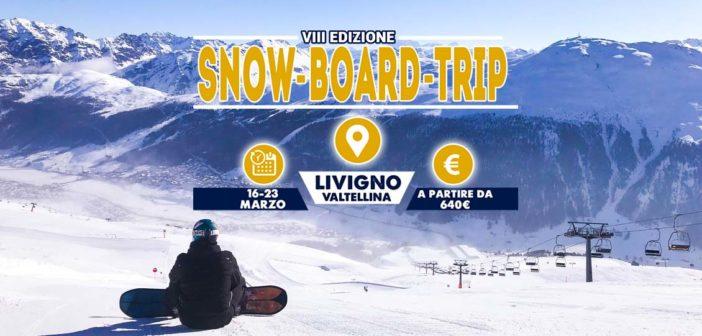 Snow-Board-Trip Marzo 2019