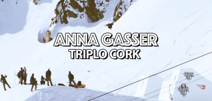 Anna Gasser chiude il Triplo Cork 1260