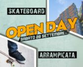 Skateboard e Arrampicata – Fulvio Bernardini Open Day